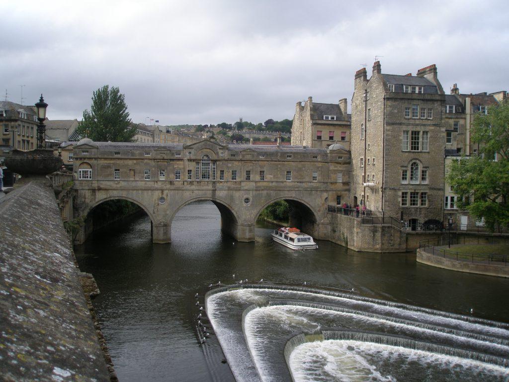 The Weir at Pulteney Bridge
