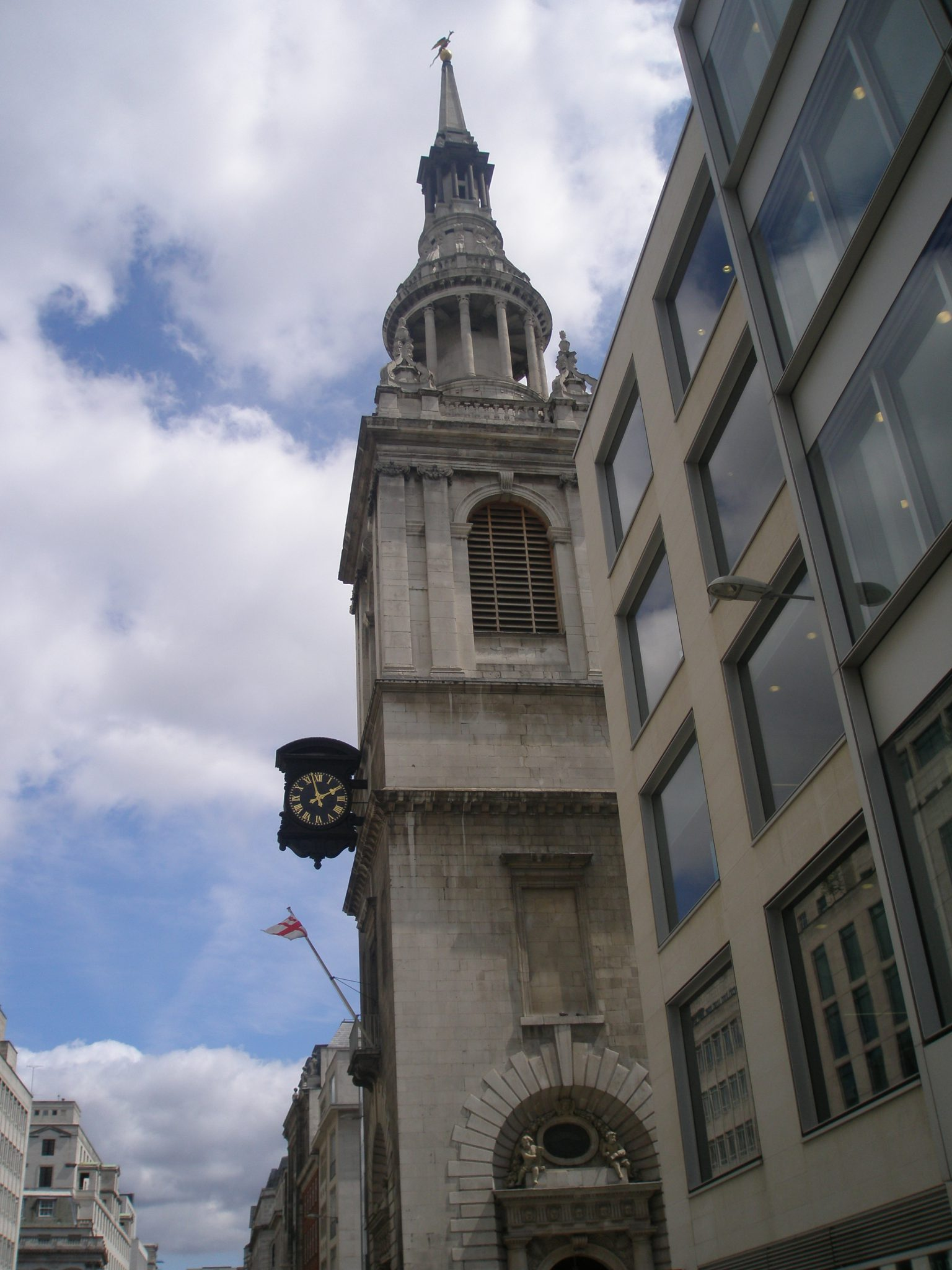 Christopher Wren's St.Mary-Le-Bow