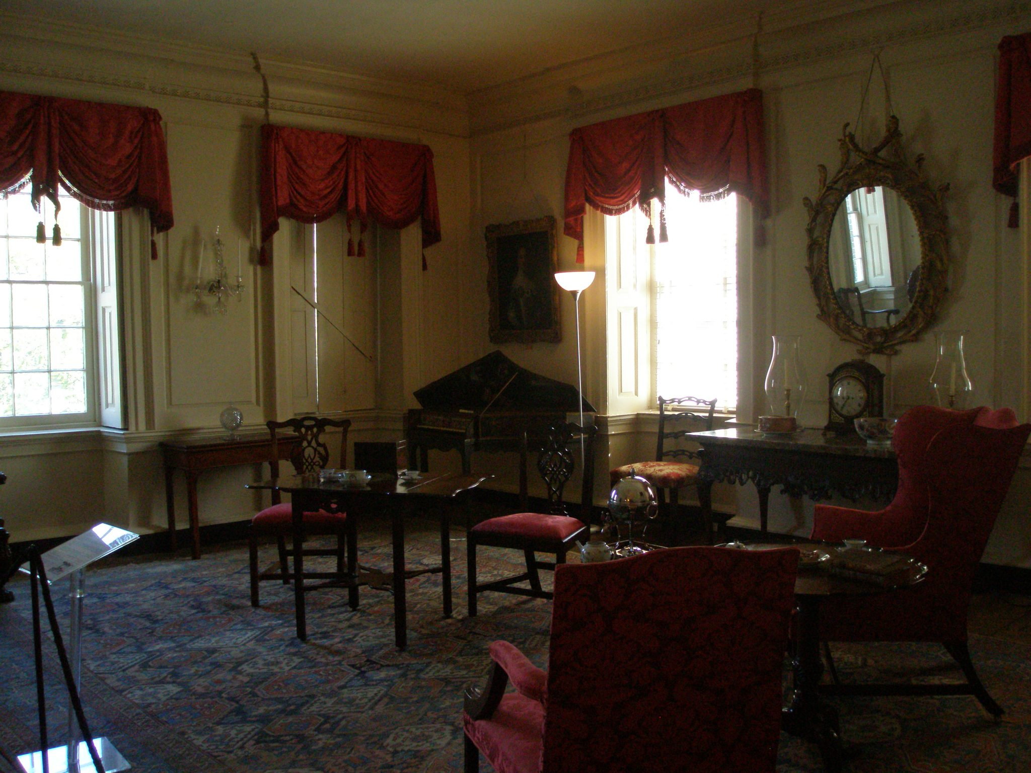 Second floor Parlor