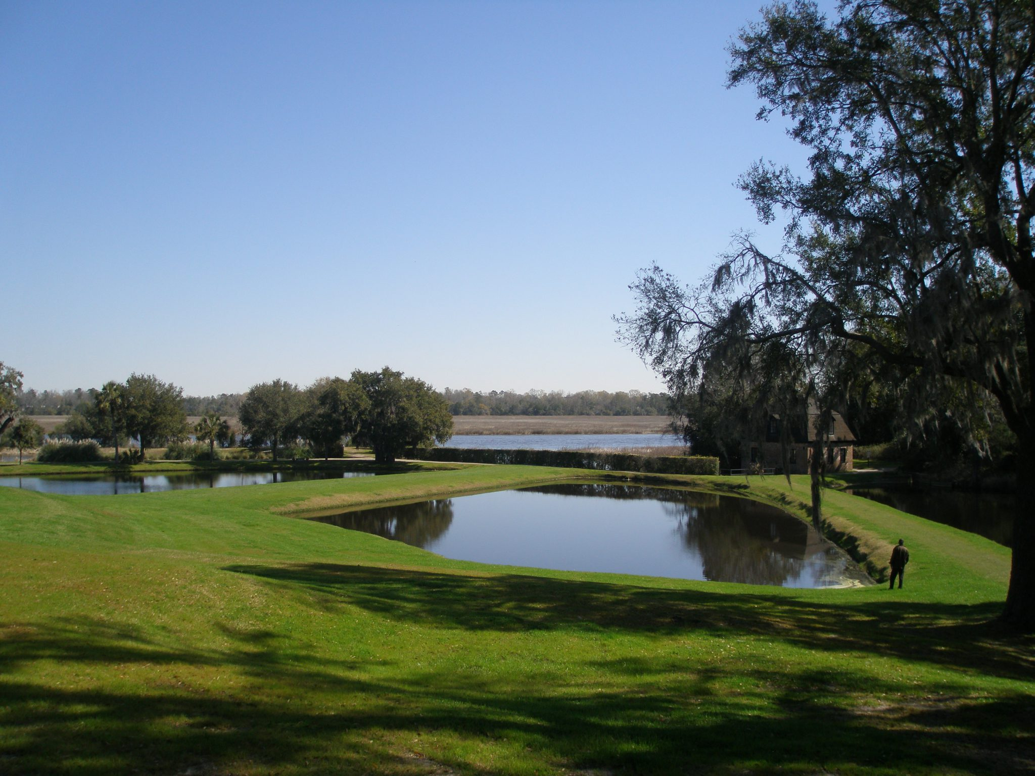 Butterfly Lakes and Ashley River