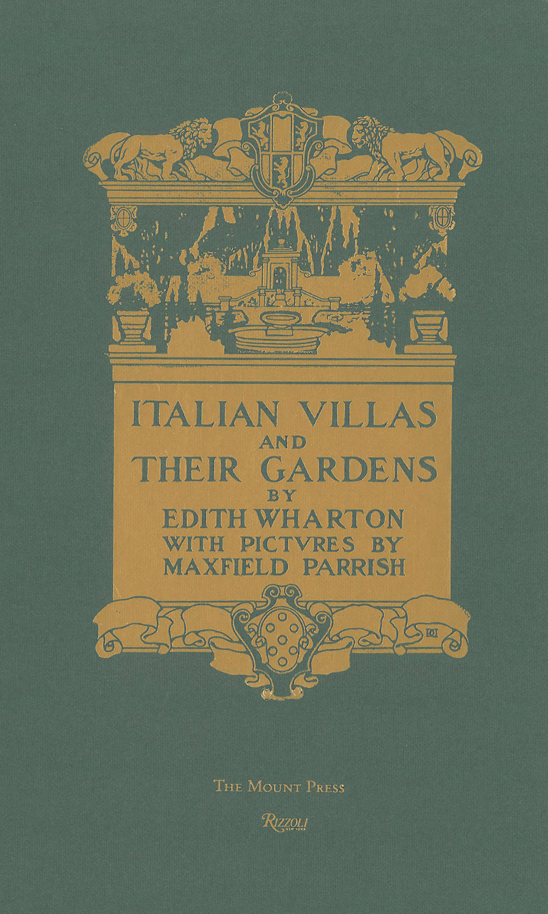 My own, much-thumbed copy of Wharton & Parrish's guide to Italy's gardens