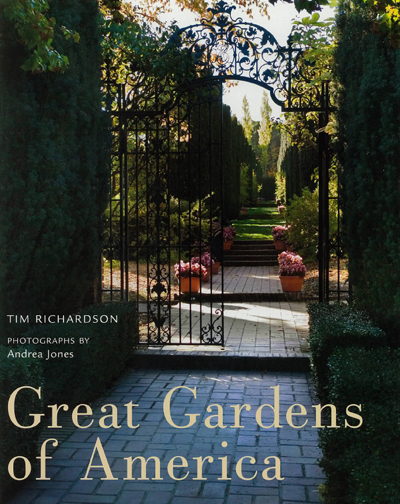 The best book about America's greatest gardens.