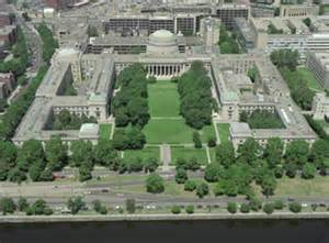 William Welles Bosworth designed the buildings and grounds for MIT's new campus.