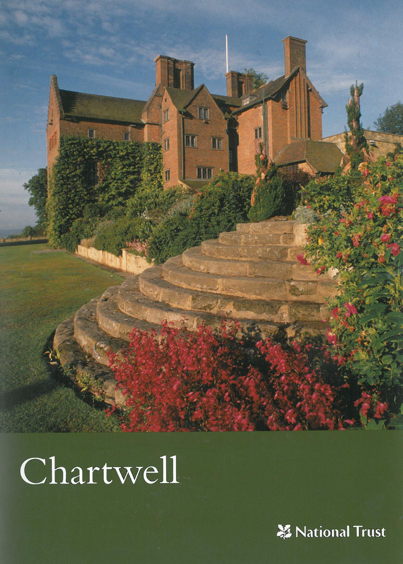 Chartwell, where Winston and Clementine Churchill lived for over 40 years. Image courtesy of The National Trust.