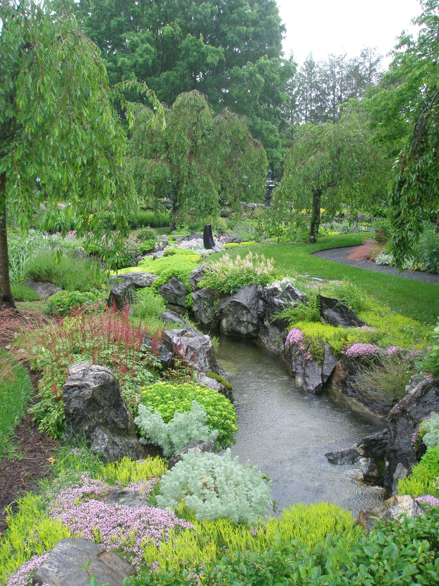 The Brook Garden
