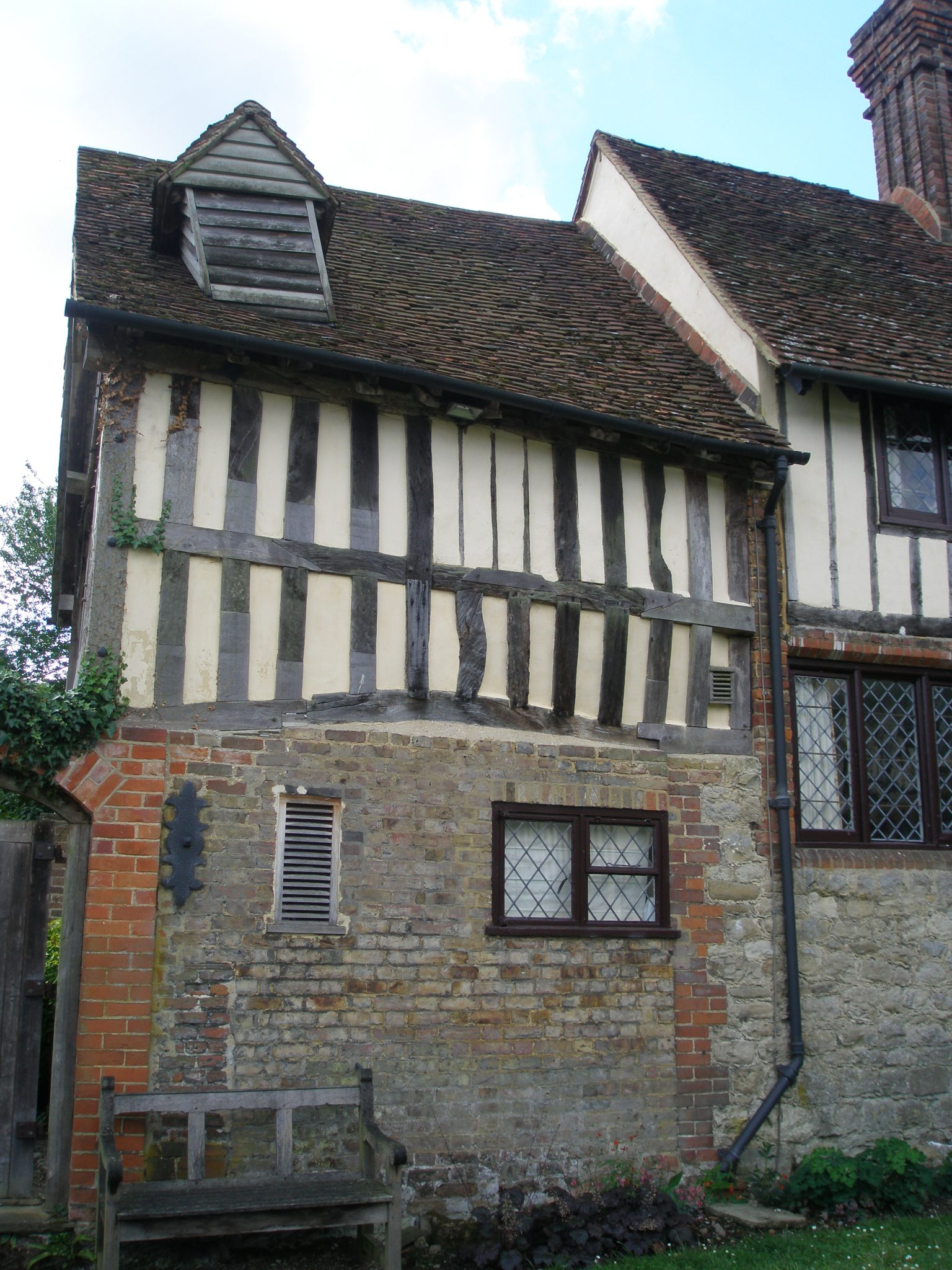 Detail of The Cottages