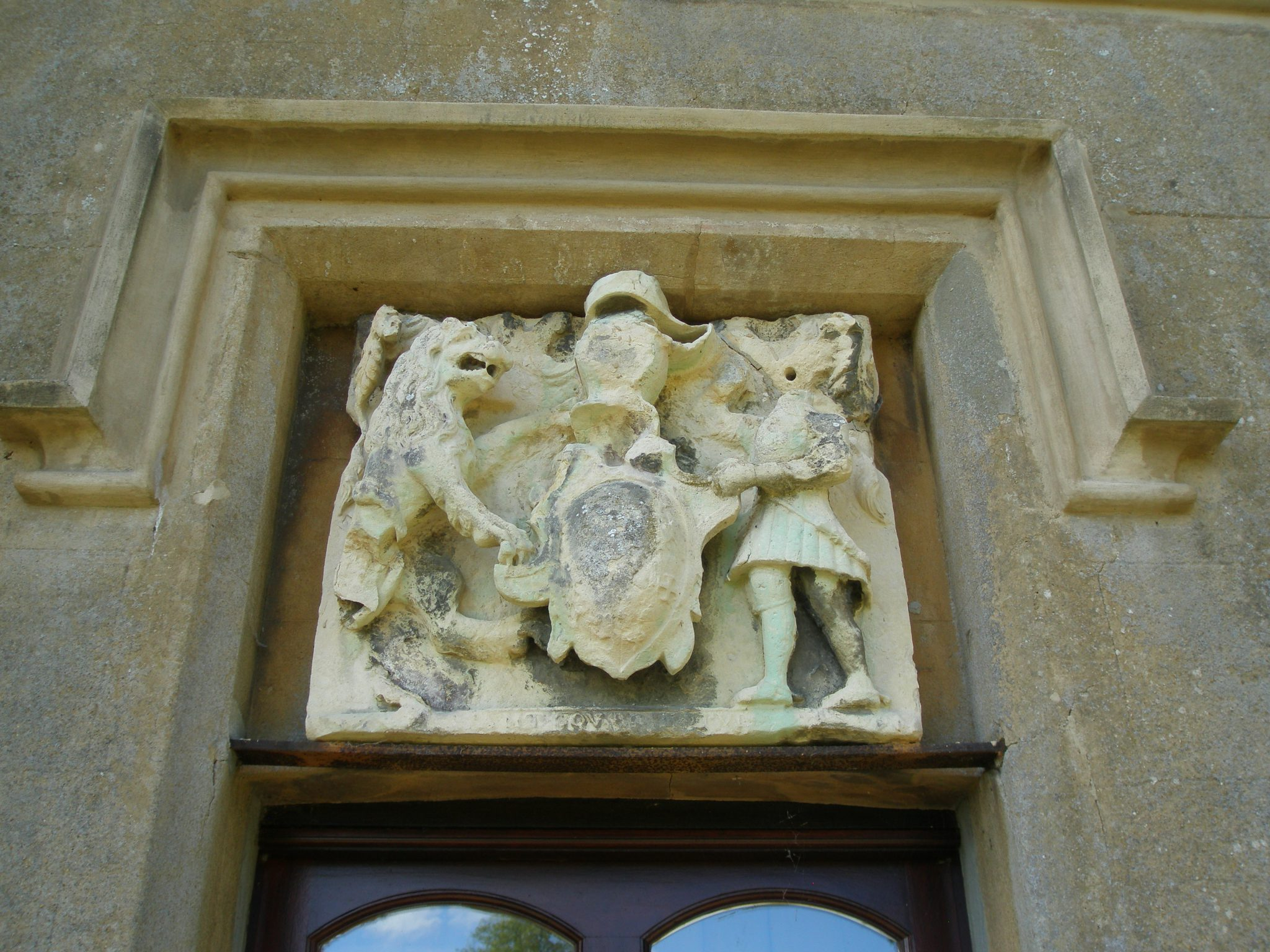A window decoration