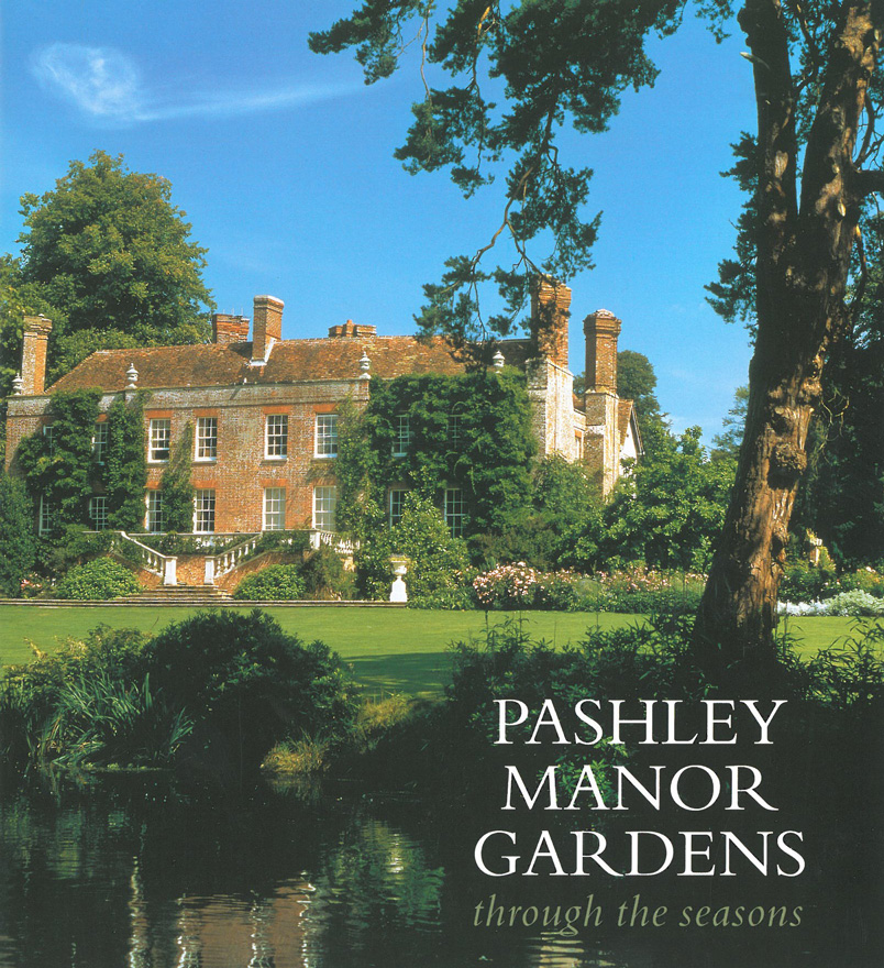 Pashley Manor Gardens, in East Sussex. Impeccably-planted gardens surround a Grade I timber-framed house, which was built in 1550, and enlarged in 1720. The gardens we see today were planted in 1981, on the bones of gardens which were begun in 1720. Image courtesy of Pashley Manor Gardens.