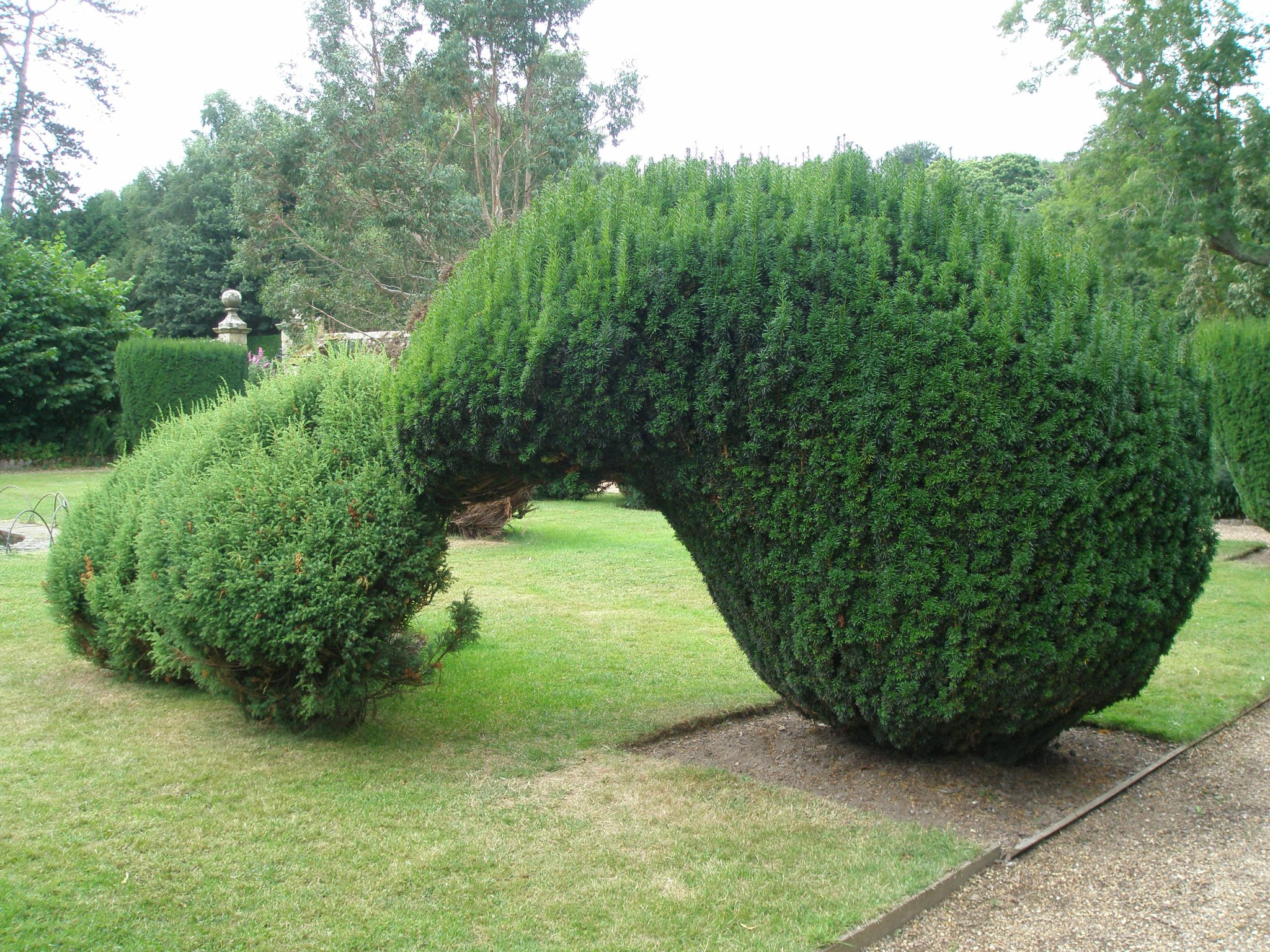 As Especially Tipsy Topiary, in The Drunken Garden