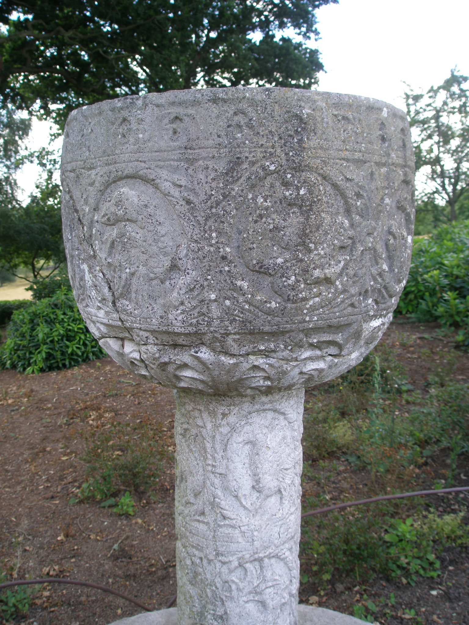 Detail of Chalice