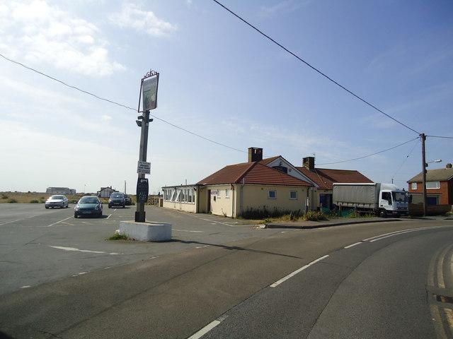 The Pilot Inn, Dungeness, Kent