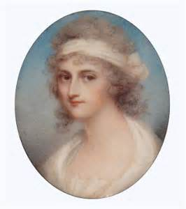 Elizabeth Bridges Austen Knight, Edward Austen Knight's wife (born 1773, died 1808), and mother of eleven of Jane Austen's veritable herd of nieces and nephews.
