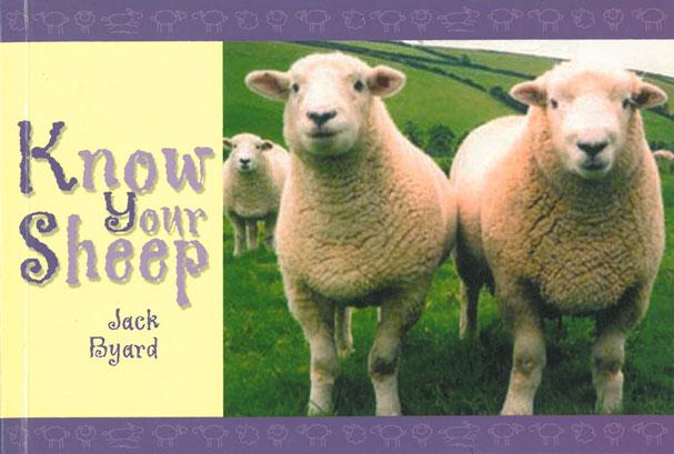 I will indeed soon KNOW my Sheep!