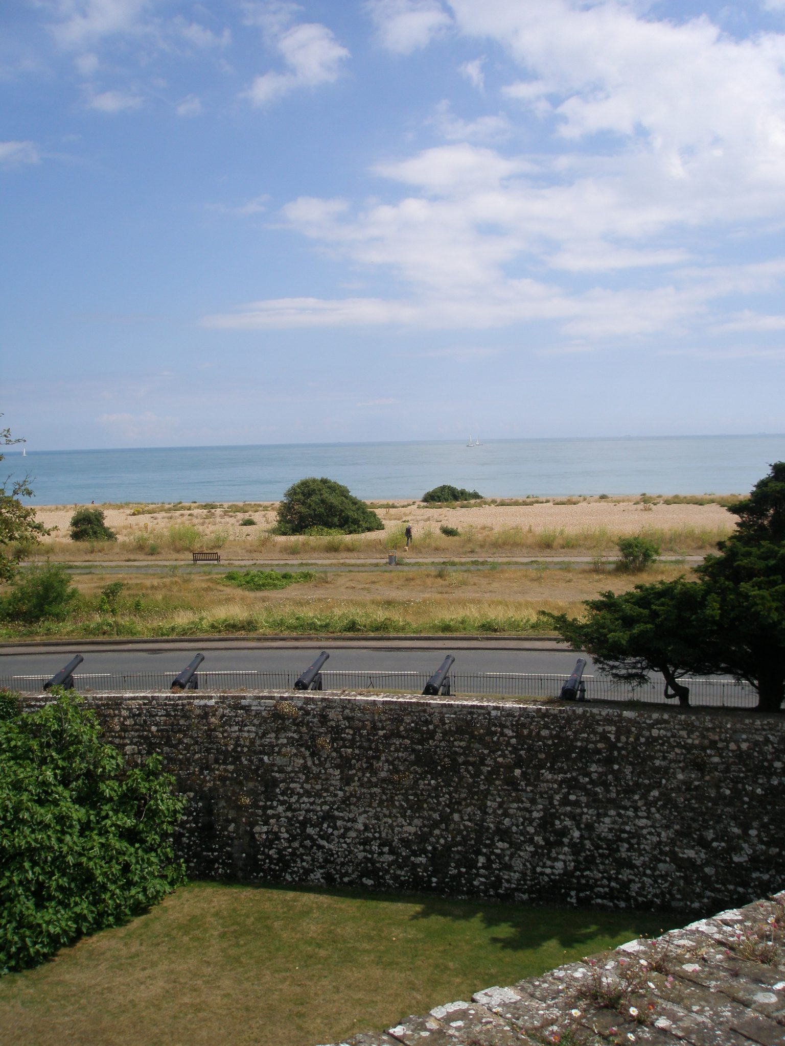 Another view from the Ramparts.