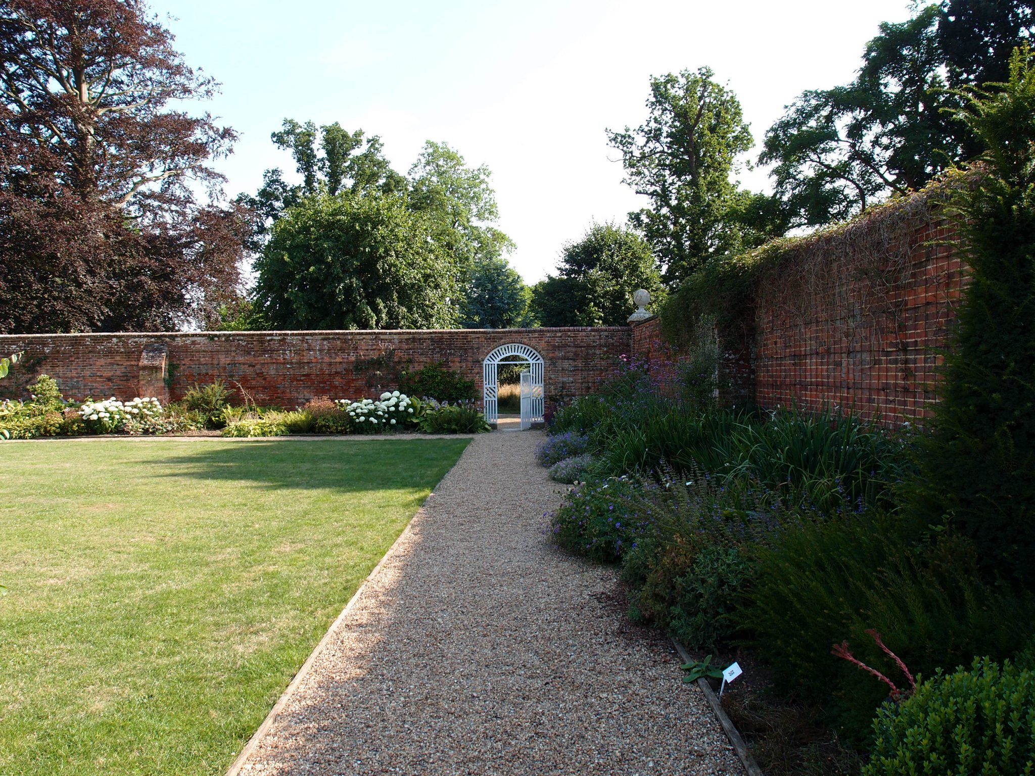 Another corner in the Walled Garden