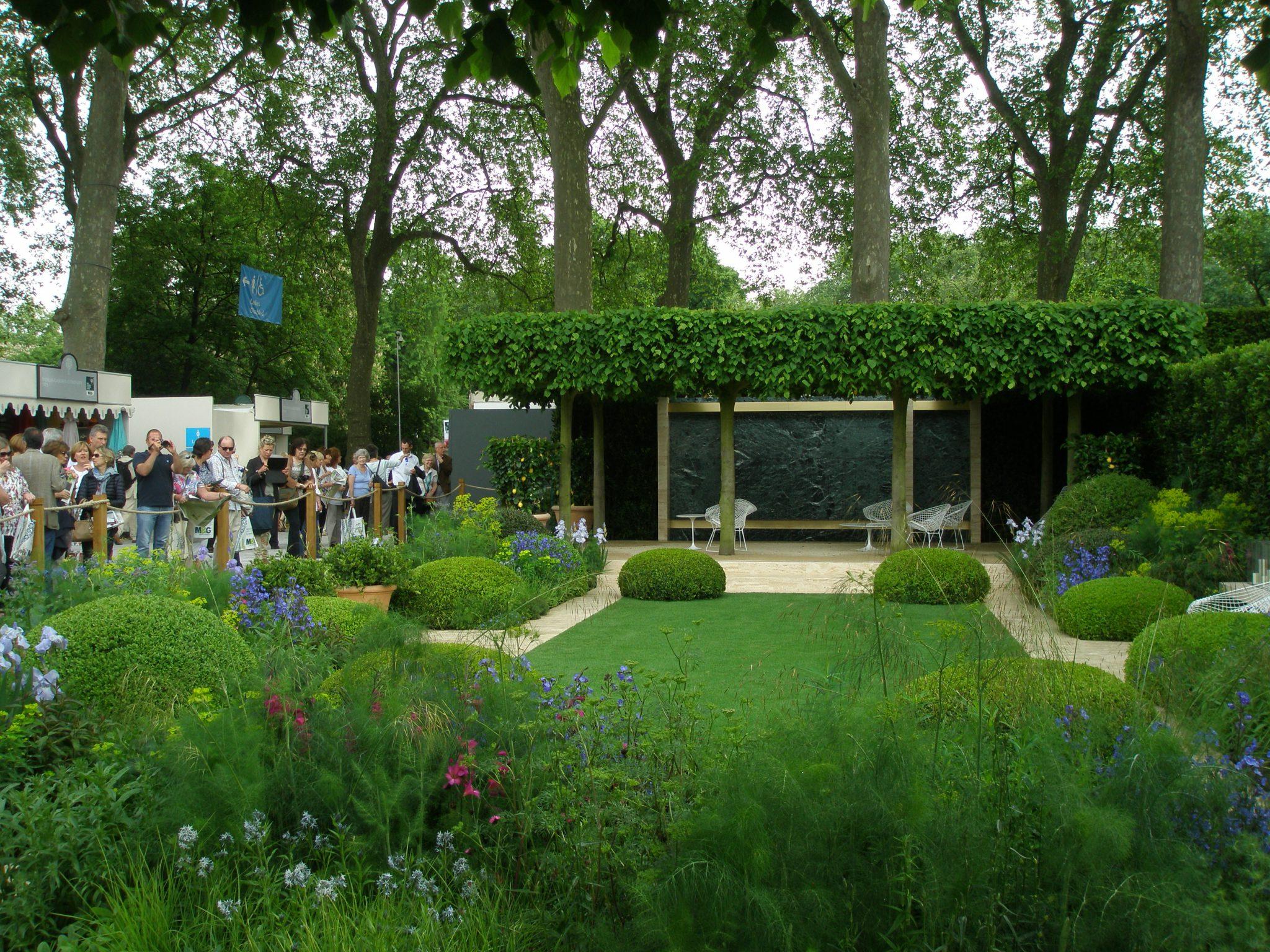 The Telegraph Garden.