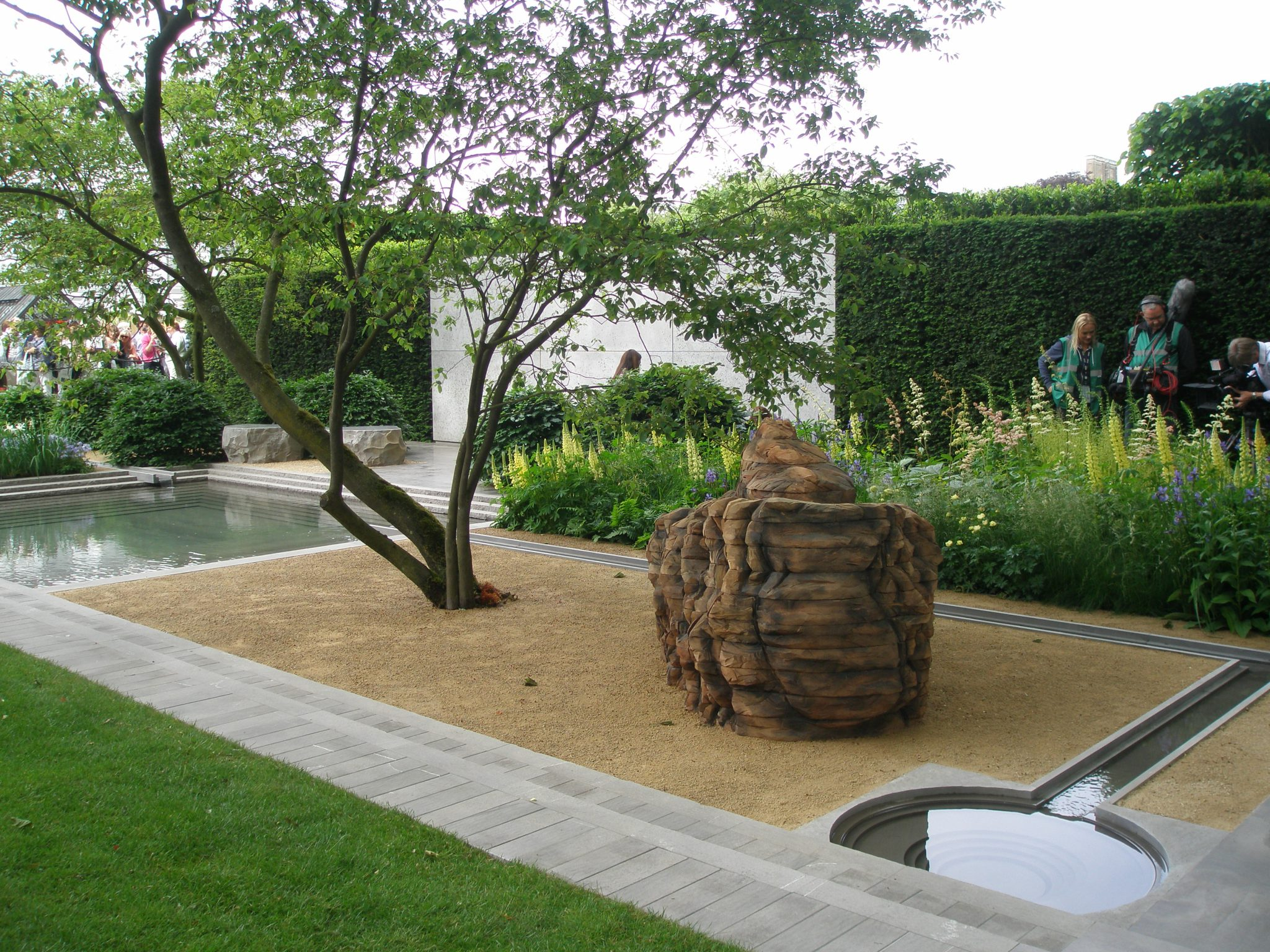 The Laurent-Perrier Garden
