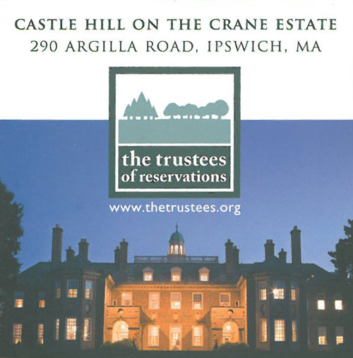 Castle Hill on the Crane Estate.