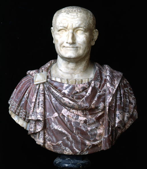 Vespasian. Scuplted 67--79AD
