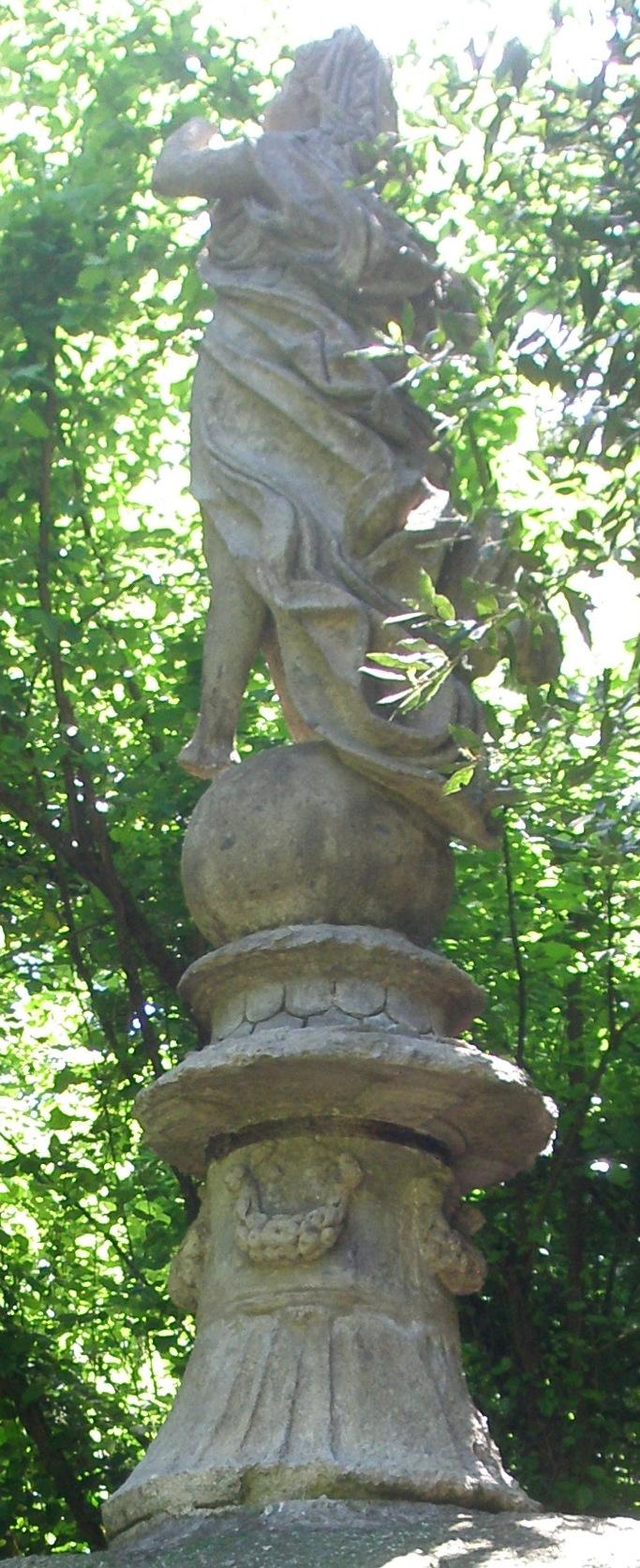 Detail of Fame