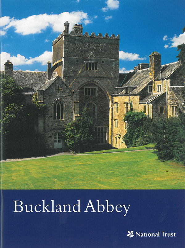 Buckland Abbey was established in 1278 by Cistercian monks. In 1541, After King Henry VIII's Dissolution of the Monasteries, the vast estates of the Abbey (which encompassed 20,000 acres) passed into private hands and so eventually became home to two of England's most swashbuckling maritime personalities : Sir Richard Grenville, followed by Sir Francis Drake. The National Trust opened the Abbey and its estates to the Public in 1951. Image courtesy of The National Trust