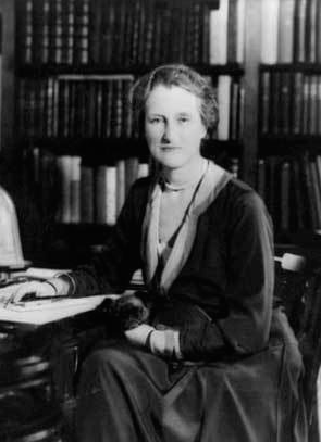 American landscape architect Beatrix Cadwalader Jones Farrand (born 1872, died 1959)