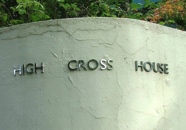 High Cross House. Photo by Anne Guy.