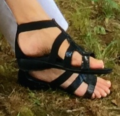 Munro Sandals. What's not to like about these shoes?