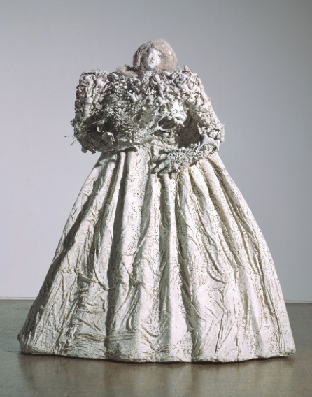 Small Cloth Doll. Niki de Saint Phalle.