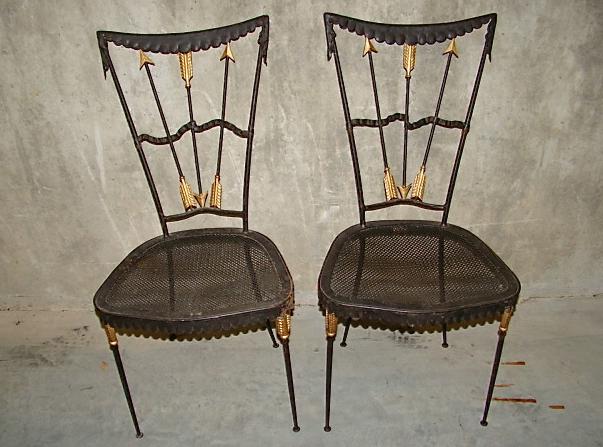 Tomaso Buzzi: Chairs